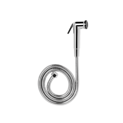 Mega Shattaf Set (handle PVC) Stainless Hose 3029