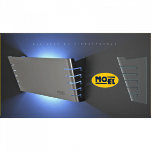 Moel Mo Stick Insect Killer 398R 1x20W SS