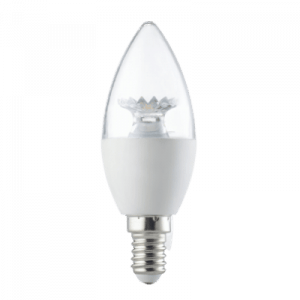 Gloware LED Candle Bulb