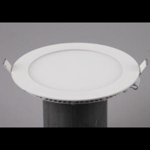 Gloware LED Slim Panel Light Round