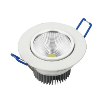 Gloware LED Spot C/Light COB Round