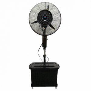 Reef Pedestal Mist Fan 26″ W/Remote