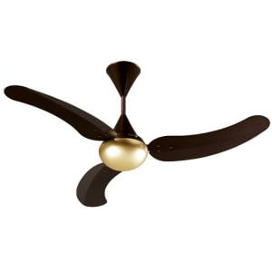 Reef Boutique Ceiling Fan Champagne Mahogamy 48″